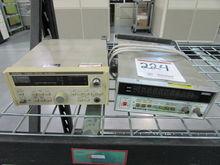 Anritsu ML4803A Power Meter wit