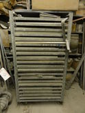 Bakers Rack w/ Large Qty of Mar