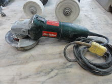 Metabo WE14-125 BS Electric Rig