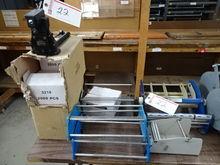 Uline C- Box Stapler w/ Numerou