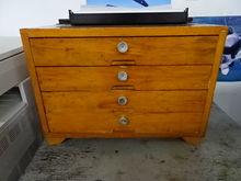 4-Drawer Pin Gage Cabinet