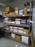 Industrial Shelving w/ Numerous