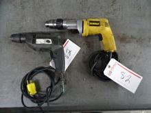 DeWalt DW510 1/2 Inch Electric