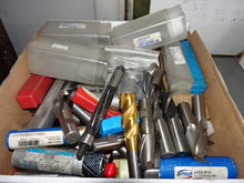 Large Lot Box of End Mills