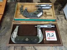 "Mitutoyo 3 - 4 "" Micrometer"