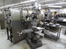 Bridgeport Vertical Milling Mac