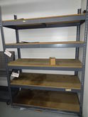 Medium Duty Industrial Shelving