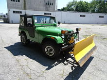 1975 Jeep CJ5 Sport Utility Veh