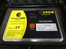 International Light ILT-390C