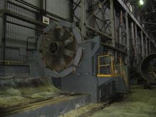 Kramatorsk Pipe turning lathe