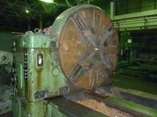 Skoda SR 1600 Heavy duty lathe
