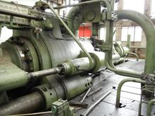 SKODA 3000 Press extrusion line