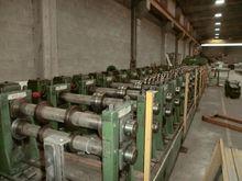 SACMA, Italy 1250mm Roll formin