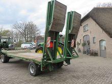 Semi trailer 17 ton 5853