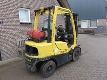 2006 HYSTER H2.5FT 2650