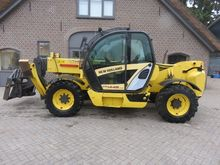2006 NEW HOLLAND LM 1445 turbo