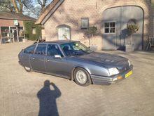 1986 CITROEN CX 25 GTI 6113