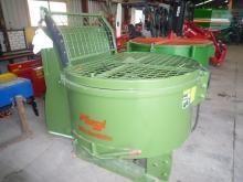 FLIEGL concrete mixer 800 liter