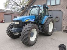 2002 NEW HOLLAND TM 155 6862
