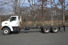 2000 STERLING LT9510: CAB/CHASS