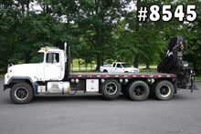 1997 MACK RD688S with HIAB 330-