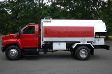 1987 AMTHOR ALUM FUEL TRUCK #87