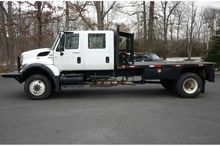 2008 INTERNATIONAL 7400 4X4: CR