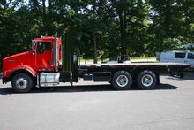 2005 KENWORTH T800: 20' STEEL F
