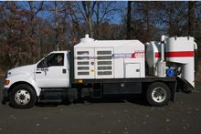 2010 FORD F650 SD VACMASTER VND