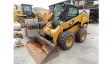 2007 Mini Skid Steer Loader 256