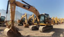 Excavadora Hidráulica 320 P0025