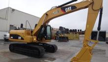 2011 Hydraulic Excavator 320 MU
