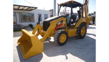 2011 Backhoe loader 416 MUE2781