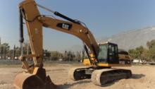 Excavadora Hidráulica 336 P0022