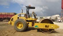 Vibratory Soil Compactor CS-533