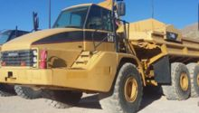Articulated Truck 740 M10607