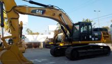 2014 Hydraulic Excavator 336 P0