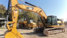 2013 Hydraulic Excavator 336 P0