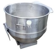 USED STAINLESS STEEL KETTLE