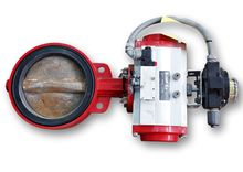 "Used Bray 8"" Butterfly Valve"