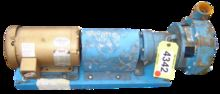 USED GOULDS CENTRIFUGAL PUMP -