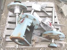 USED PHILADELPHIA MIXER SHAFTS