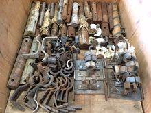 Screw Conveyor Parts (lot)