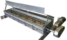 Used Stainless Steel Granulator
