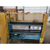 Used 2-tier Jar Roller Mill Mix
