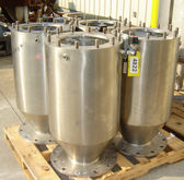 3.5 CF STAINLESS STEEL AIRLOCK
