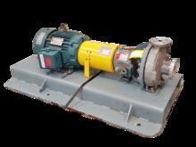 USED 7.5HP DURCO FLOWSERVE 316