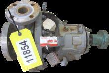 USED FLOWSERVE DURCO PUMP 316 S