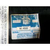 Bucher Hydraulics, Inc. M-4500