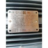 Used 7.5HP WEG Motor - Type WE1